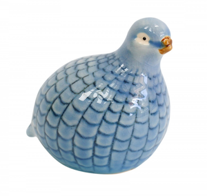 Soft Blue Guinea Fowl