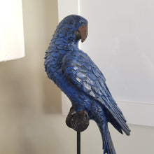 Load image into Gallery viewer, Jewel Blue Parrot