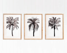 Load image into Gallery viewer, 'Palm Oahu' Premium Print Set
