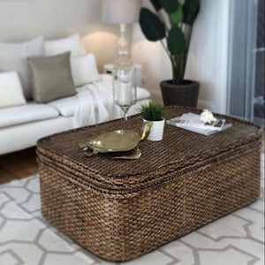 Southampton Rattan Coffee Table - 2 Colours Available