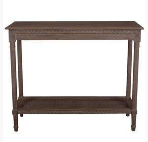 Polo Timber Console Table