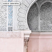 Load image into Gallery viewer, Pastel Arch Fountain Morocco - Art Print