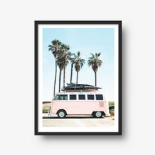 Load image into Gallery viewer, Pink Kombi Print