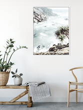 Load image into Gallery viewer, Rocky Beach Views Framed Print