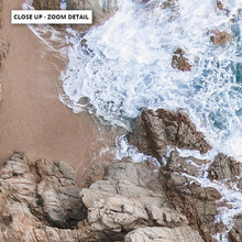 Load image into Gallery viewer, Rocky Coast from Above II - Art Print