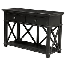 Load image into Gallery viewer, Sorrento Two Drawer Console Table