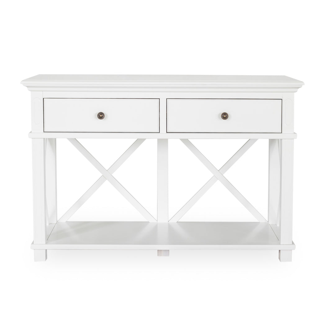 Sorrento Two Drawer Console Table