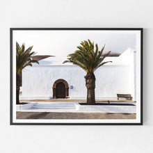Load image into Gallery viewer, Spanish Palms Print