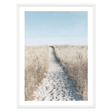 Load image into Gallery viewer, Sandy Pathway Print