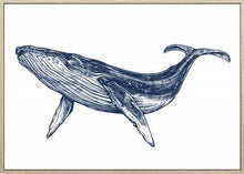 Load image into Gallery viewer, Boston Whale Canvas