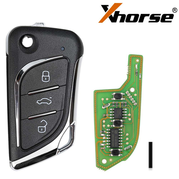 XHORSE XKLKS0EN LEI.KSS Style Wired Remote