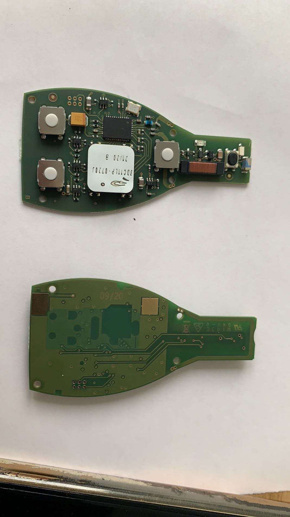 MB-08 Keyless PCB for Mercedes Benz Support 315Mhz/433Mhz