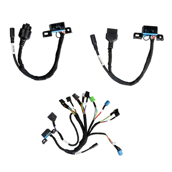 benz eis esl cable+7G+ISM + Dashboard Connector