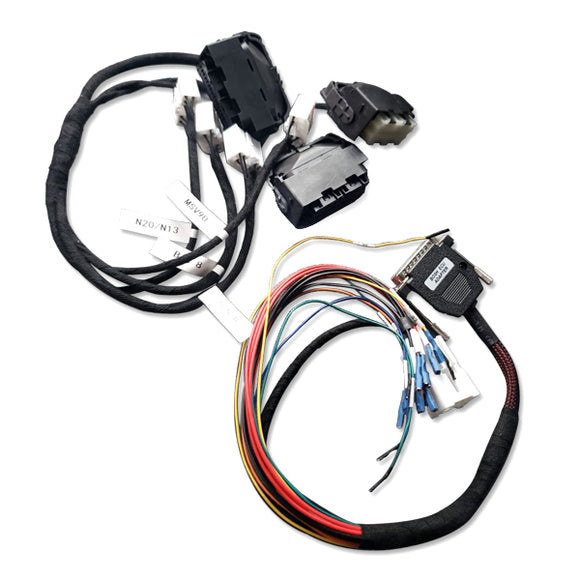 xhorse modified ecu vvdi prog cable