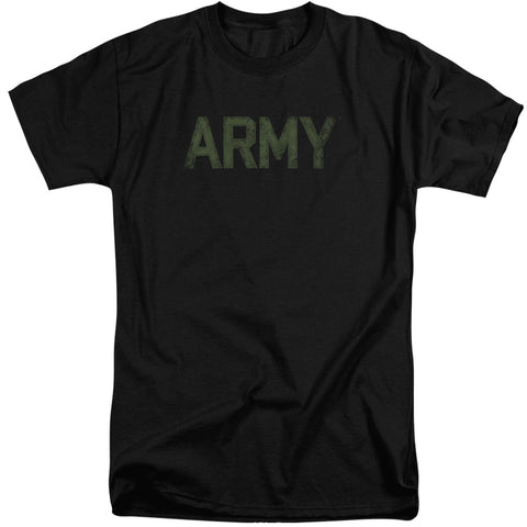 Army - Type Short Sleeve Adult Tall - Punchy