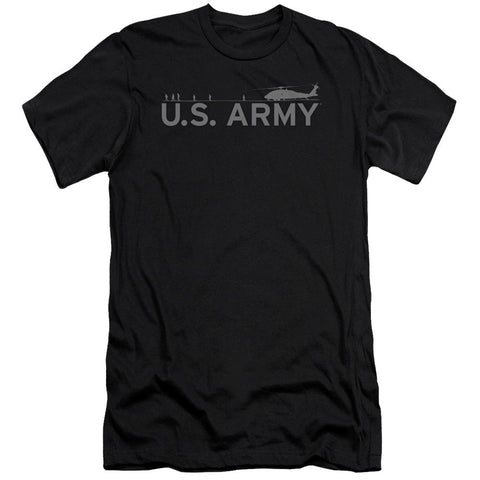 Army - Helicopter Short Sleeve Adult 30/1 - Punchy