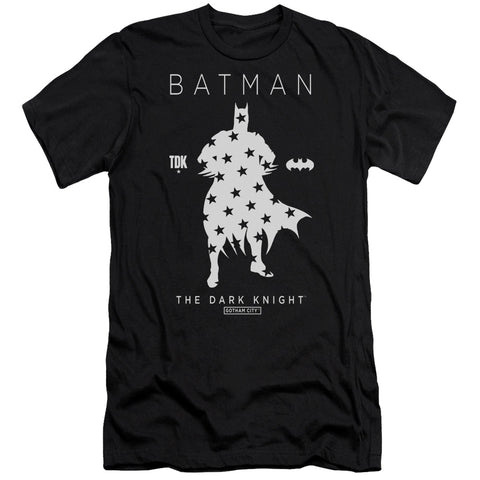 Batman - Star Silhouette Premium Canvas Adult Slim Fit 30/1