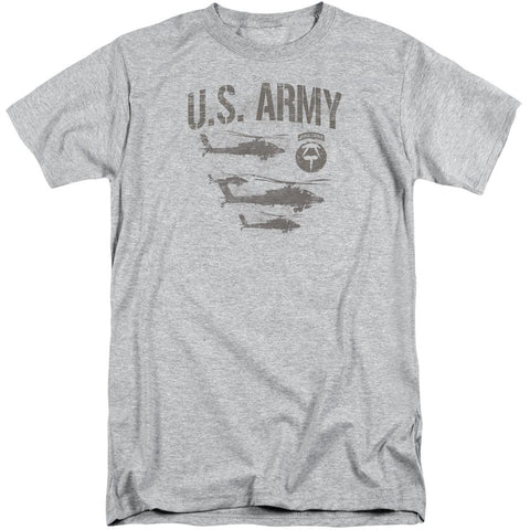 Army - Airborne Short Sleeve Adult Tall - Punchy