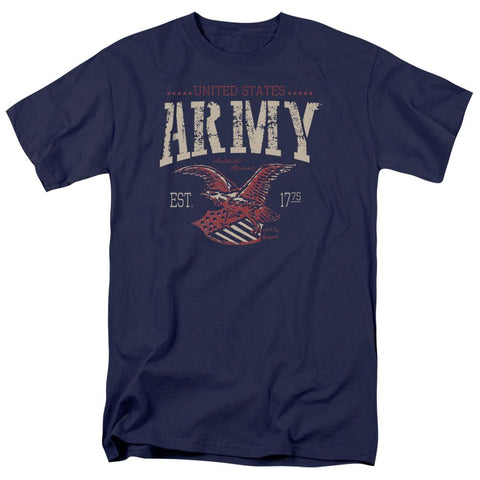 Army - Arch Short Sleeve Adult 18/1 - Punchy