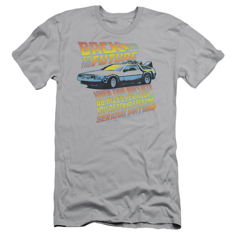 Back To The Future - 88 Mph Short Sleeve Adult 30/1