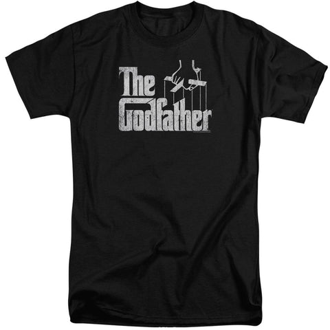 Godfather - Logo Short Sleeve Adult Tall - Punchy