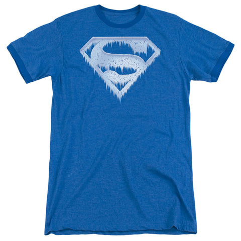 Superman - Ice And Snow Shield Adult Heather