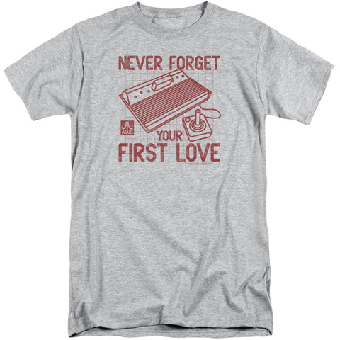 Atari - First Love Short Sleeve Adult Tall - Punchy