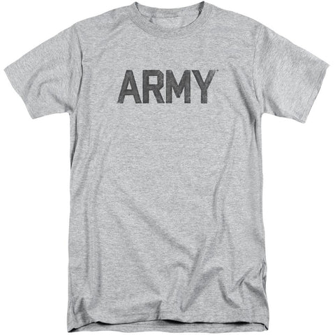 Army - Star Short Sleeve Adult Tall - Punchy