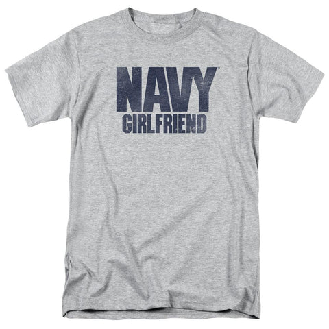 Navy - Girlfriend Short Sleeve Adult 18/1 - Punchy