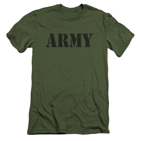 Army - Army Short Sleeve Adult 30/1 - Punchy