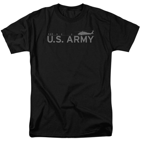 Army - Helicopter Short Sleeve Adult 18/1 - Punchy