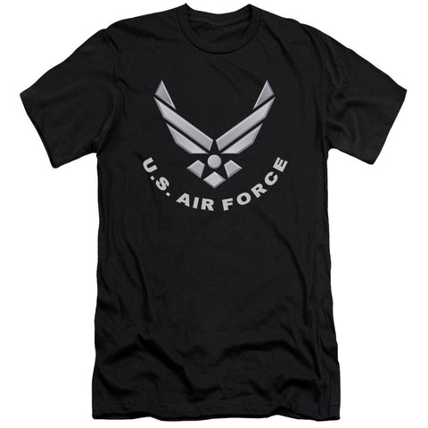 Air Force - Logo Short Sleeve Adult 30/1 - Punchy