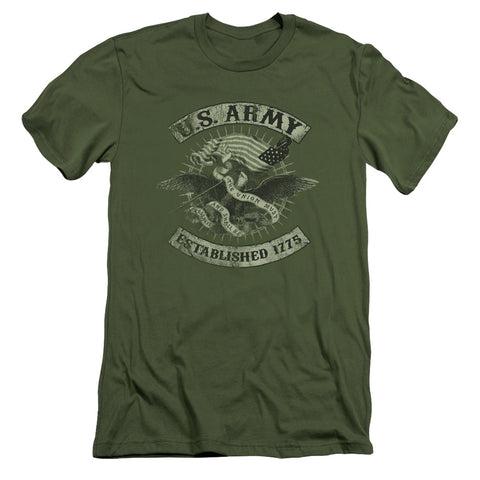 Army - Union Eagle Short Sleeve Adult 30/1 - Punchy