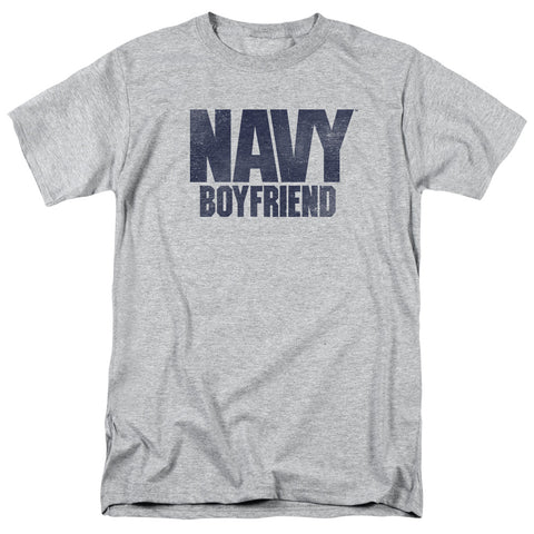 Navy - Boyfriend Short Sleeve Adult 18/1 - Punchy