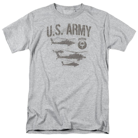 Army - Airborne Short Sleeve Adult 18/1 - Punchy