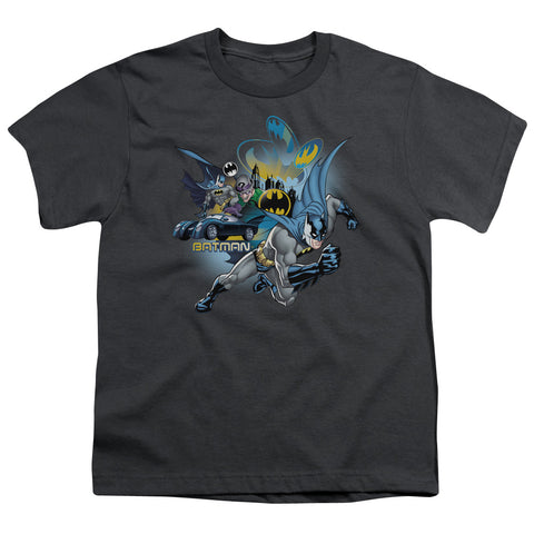 Batman - Call Of Duty Short Sleeve Youth 18/1