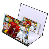 "8"" Portable Folding Mobile Phone Screen Magnifier with Protective Case - Punchy"
