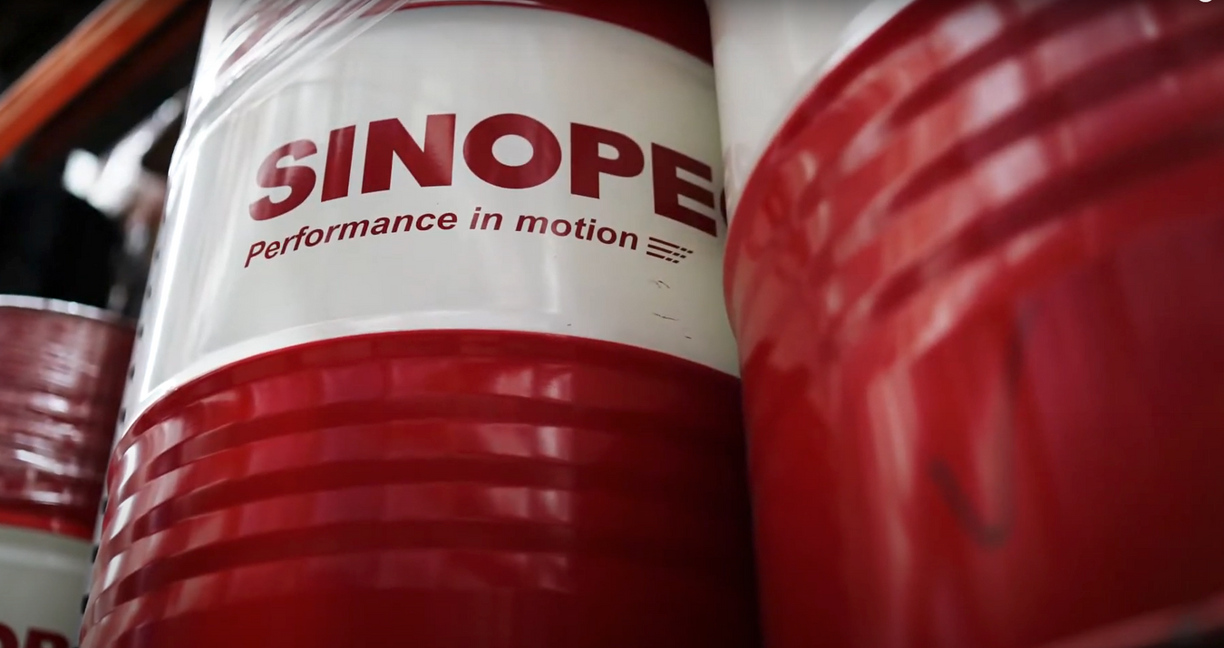 Sinopec Supplier USA