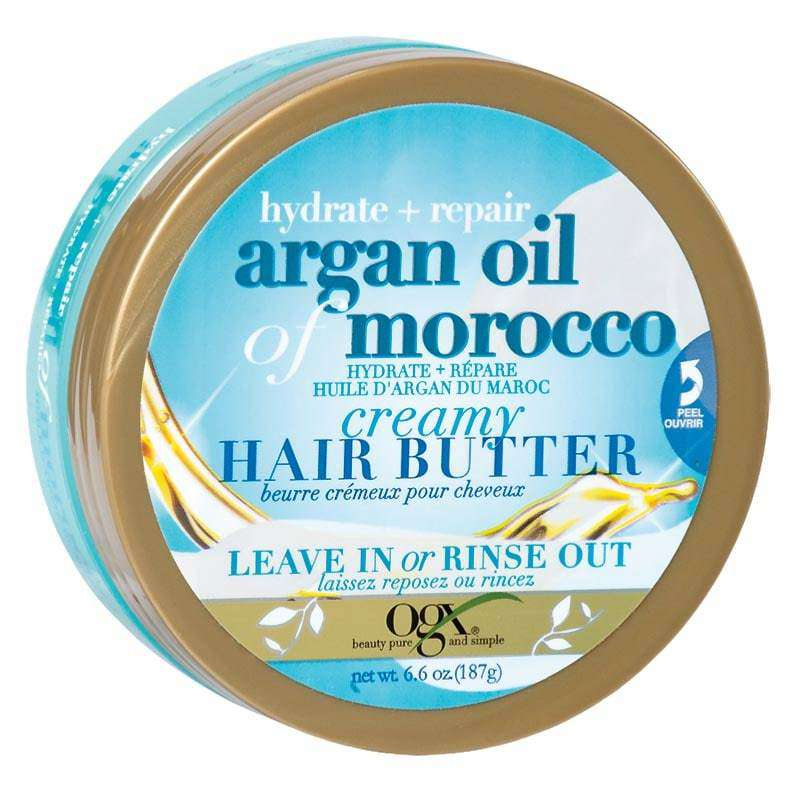 HealthyHair.online: Extra Strength Argan Oil Hair Mask Butter