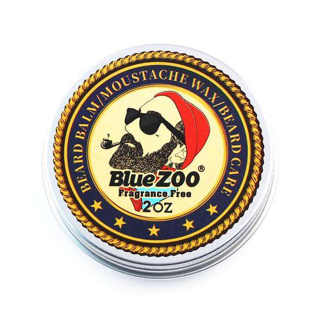Blue ZOO Natural Beard Grooming Balm - HealthyHair.online