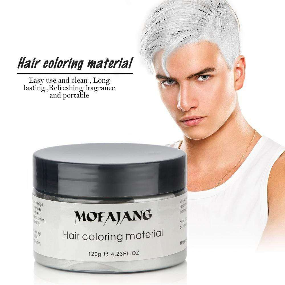 Disposable Hair Coloring Styling Hair Wax Clay - HealthyHair.online