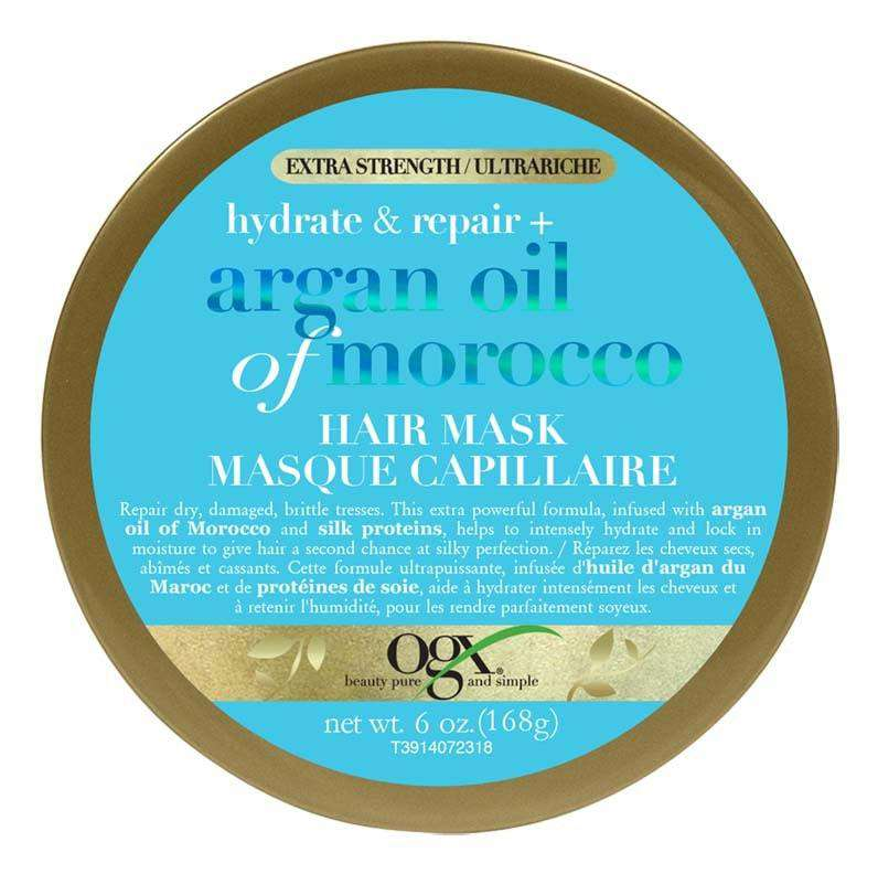 HealthyHair.online: Extra Strength Hair Repair Argan Oil Mask