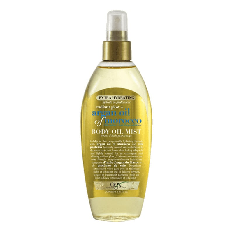 HealthyHair.online: Moroccan Pure Organic Argan Oil Body Spray Mist