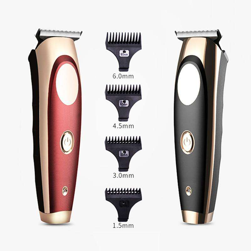 USB Rechargeable Waterproof Close Cutting Hair Clipper - HealthyHair.online