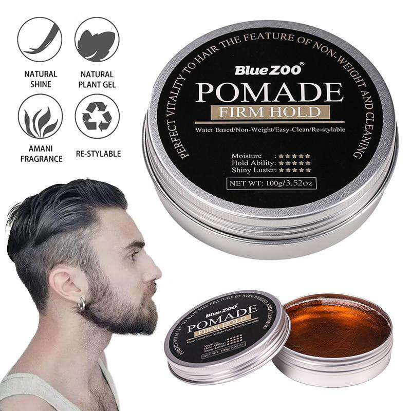 Non-Greasy Long Lasting Hair Styling Pomade - HealthyHair.online
