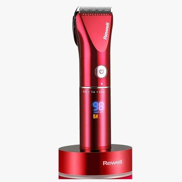 Professional Rechargeable Electric Hair Clipper Trimmer - HealthyHair.online