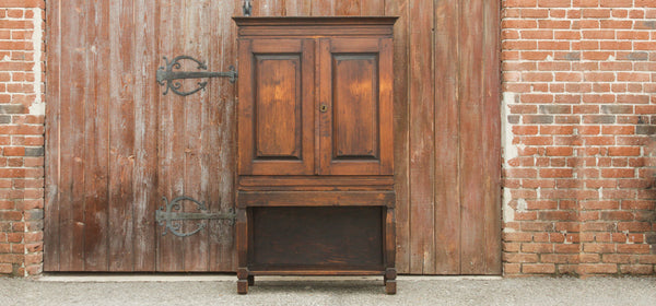 Swedish Country Pine Bookcase