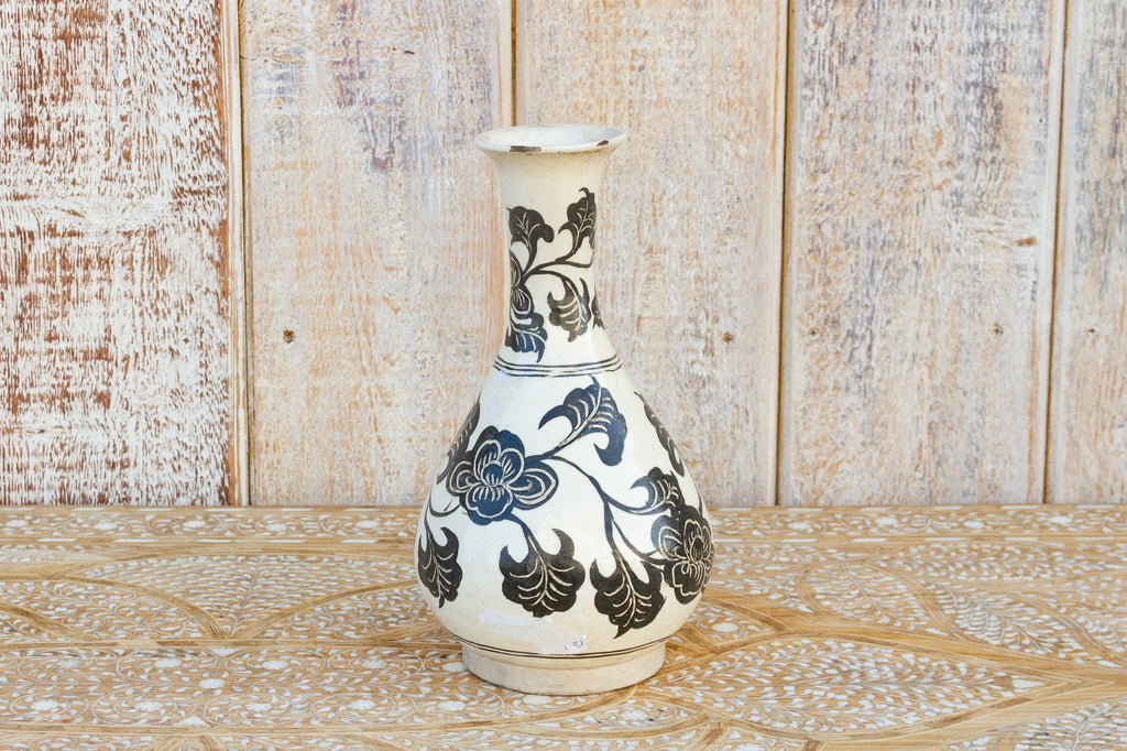 Elegant Egyptian Terra Cotta Planter
