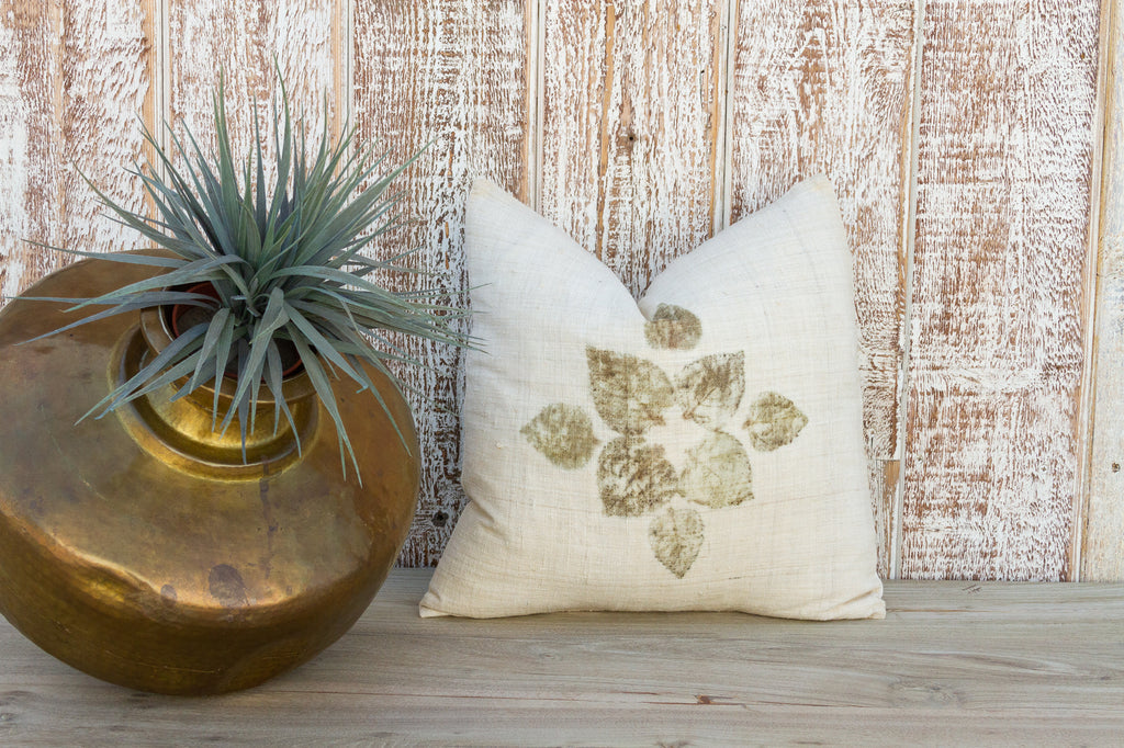 Diamond Kashmiri Native Pillow