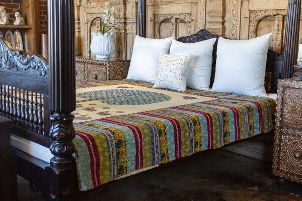Amaya Tree of Life Bedcover